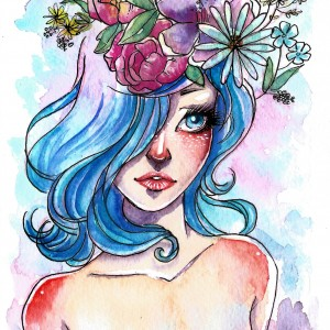 sketchbook-coroadeflores